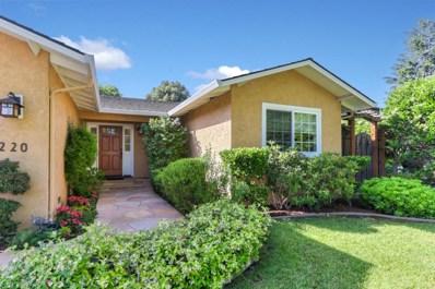 220 Westchester Drive, Los Gatos, CA 95032 - MLS#: 52198216