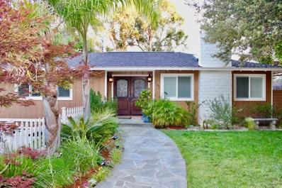 209 Mistletoe Road, Los Gatos, CA 95032 - #: 52198408
