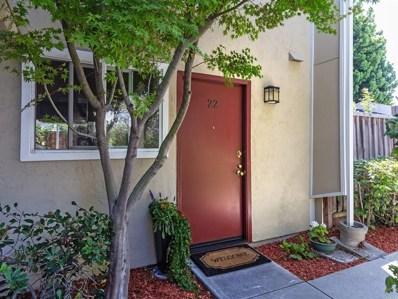 1921 Rock Street UNIT 22, Mountain View, CA 94043 - MLS#: 52201217