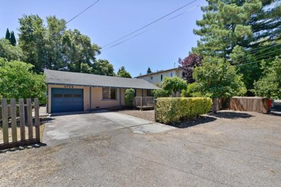 3724 Fair Oaks Avenue, Menlo Park, CA 94025 - #: 52201236
