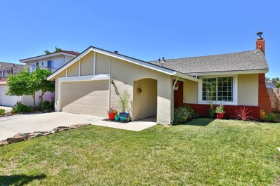 353 Los Pinos Way, San Jose, CA 95123 - MLS#: 52201488