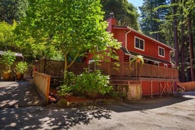 158 Monaco Lane, Boulder Creek, CA 95006 - #: 52201780