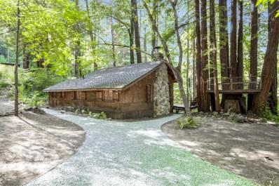 176 Monte Vista Lane, Boulder Creek, CA 95006 - #: 52202529