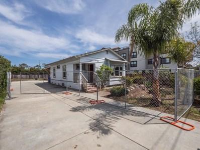724 Darwin Street, Santa Cruz, CA 95062 - MLS#: 52203505