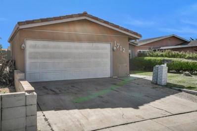 1712 Los Coches Circle, Salinas, CA 93906 - #: 52207790