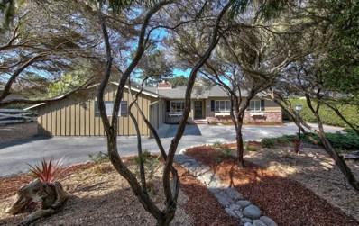 3050 Strawberry Hill Road, Pebble Beach, CA 93953 - MLS#: 52207827