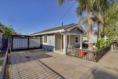 907 Harliss Avenue, San Jose, CA 95110 - MLS#: 52211592