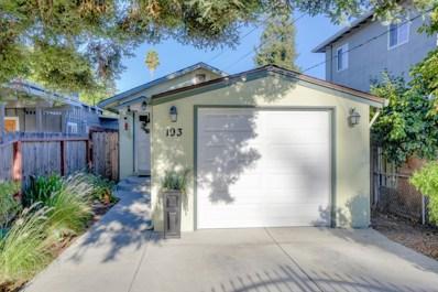 193 Berkshire Avenue, Redwood City, CA 94063 - MLS#: 52212955