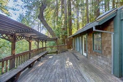 398 Shadow Mountain Road, Boulder Creek, CA 95006 - MLS#: 52213621