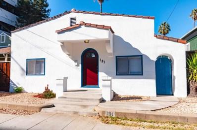 181 E Saint James Street, San Jose, CA 95112 - MLS#: 52216402
