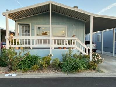 2600 Senter Road UNIT 63, San Jose, CA 95111 - MLS#: 52217121