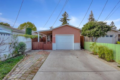 645 Hurlingame Avenue, Redwood City, CA 94063 - MLS#: 52217432