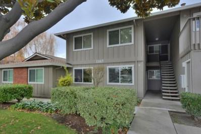 1103 Reed Avenue UNIT B, Sunnyvale, CA 94086 - MLS#: 52217636