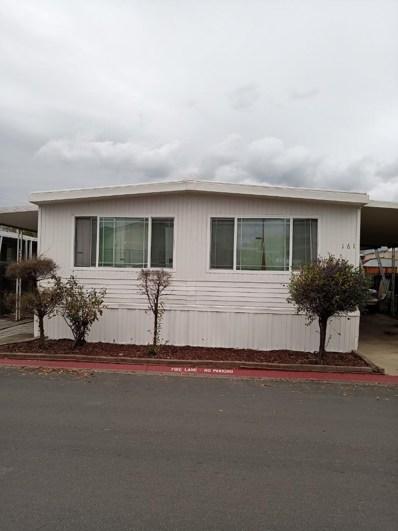 200 Burnett Avenue UNIT 161, Morgan Hill, CA 95037 - MLS#: 52217777