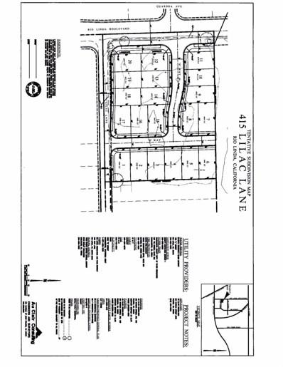 415  Lilac Lane, Rio Linda, CA 95673 - MLS#: 16049000