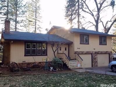 5416 Cold Springs Drive, Foresthill, CA 95631 - MLS#: 17029605