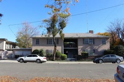 700 N Edison Street, Stockton, CA 95203 - MLS#: 17070016
