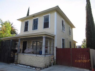 1023 N Sutter Street, Stockton, CA 95202 - MLS#: 17071302