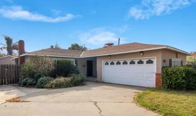 1430 Pearl Street, Modesto, CA 95350 - MLS#: 17073996