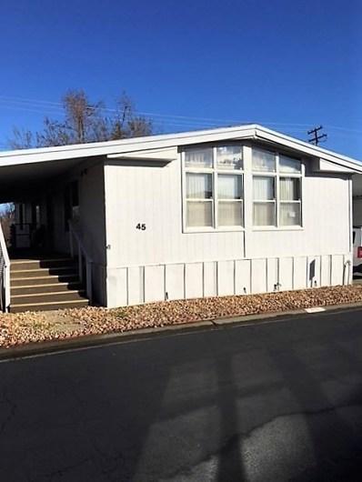 45 Yefim Way, Roseville, CA 95661 - MLS#: 18001059