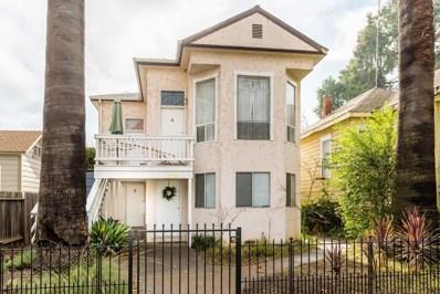 1716 F Street, Sacramento, CA 95811 - MLS#: 18001532