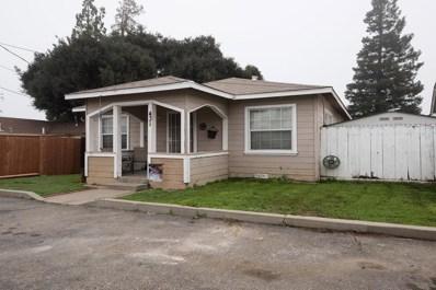 429 G Street, Waterford, CA 95386 - MLS#: 18001877