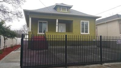 518 S Sierra Nevada Street, Stockton, CA 95205 - MLS#: 18003177
