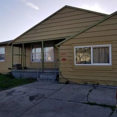 2153 Scribner, Stockton, CA 95206 - MLS#: 18003712
