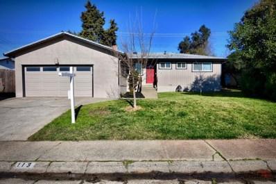 113 Briarcliff Drive, Folsom, CA 95630 - MLS#: 18003824