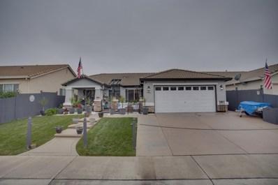 6011 Leonardo Way, Elk Grove, CA 95757 - MLS#: 18004563