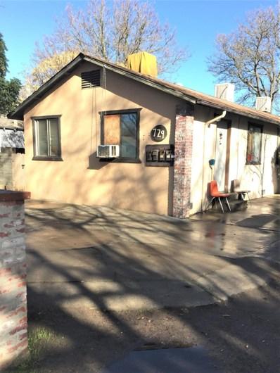 729 W 10th Street, Merced, CA 95341 - MLS#: 18005343