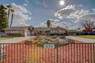 634 Fruitland Avenue, Atwater, CA 95301 - MLS#: 18005799