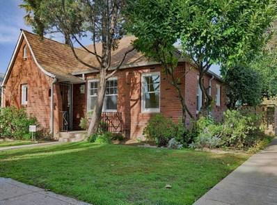 4133 U Street, Sacramento, CA 95817 - MLS#: 18006168