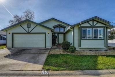 1400 W Marlette #118 Street, Ione, CA 95640 - MLS#: 18006191