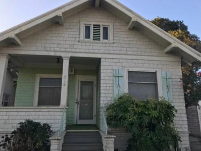 316 W 11th Street, Tracy, CA 95376 - MLS#: 18006797