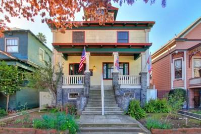 2416 L Street, Sacramento, CA 95816 - MLS#: 18006881
