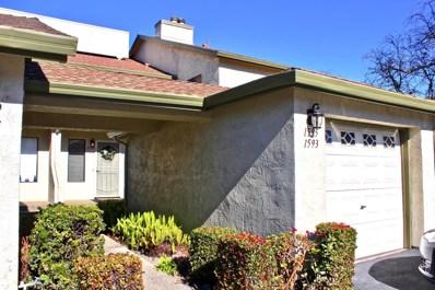 1593 W. Swain, Stockton, CA 95207 - MLS#: 18007073