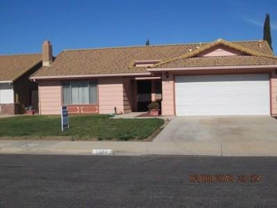 1344 Chukar Street, Los Banos, CA 93635 - MLS#: 18007987