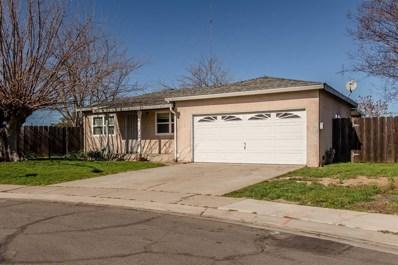 801 Moon Lane, Modesto, CA 95351 - MLS#: 18008573