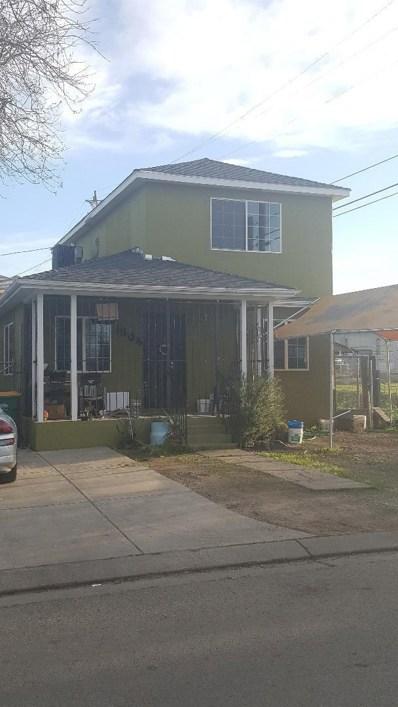 1804 E Flora Street, Stockton, CA 95205 - MLS#: 18009019