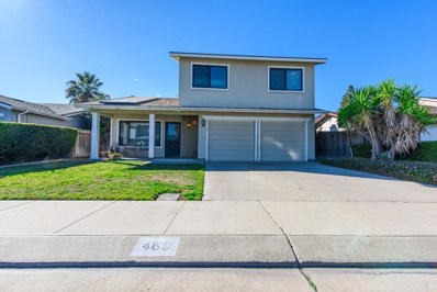 469 Ribier Court, Manteca, CA 95336 - MLS#: 18009427