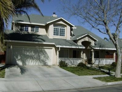 1832 Saint Patricks Drive, Los Banos, CA 93635 - MLS#: 18009504