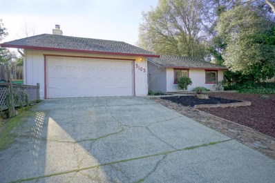 3103 Gateway Drive, Cameron Park, CA 95682 - MLS#: 18009586