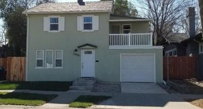 5328 21st Avenue, Sacramento, CA 95820 - MLS#: 18009710