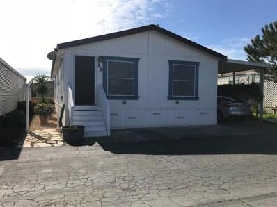 605 Pringle Avenue UNIT 26, Galt, CA 95632 - MLS#: 18010033