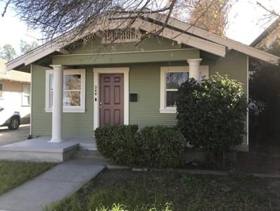 240 E 10 Th Street, Tracy, CA 95376 - MLS#: 18010275