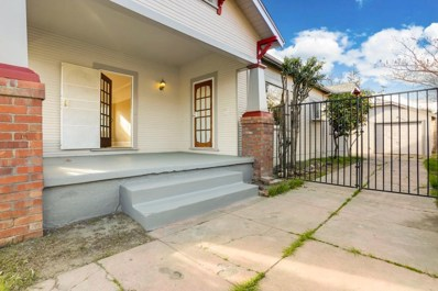 449 W Walnut Street, Stockton, CA 95204 - MLS#: 18010381