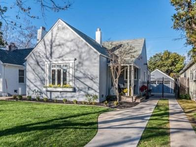 1901 Markham Way, Sacramento, CA 95818 - MLS#: 18010636