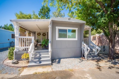 3881 Many Oaks Lane UNIT 27, Shingle Springs, CA 95682 - MLS#: 18010639