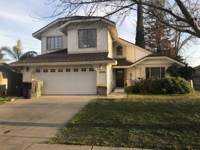 2036 Mendocino Way, Modesto, CA 95350 - MLS#: 18010735